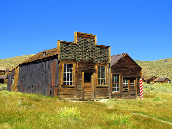 Bodie Ghostown Building photo by Steffni